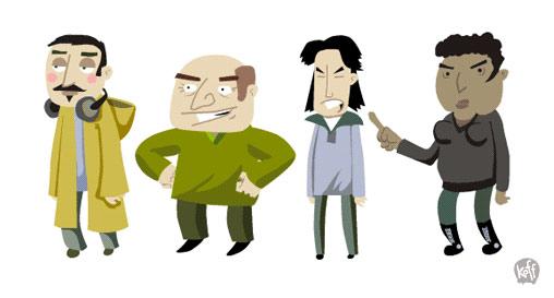 blog.kofti.com: vector teachers